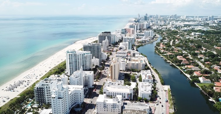 Junk Removal and recycling in the city of Miami Beach, Florida