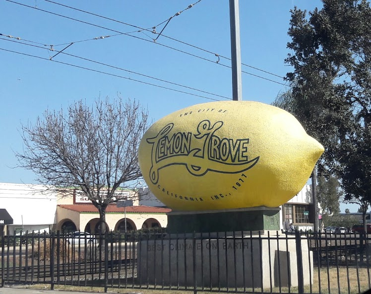 Junk Removal and recycling in the city of Lemon Grove, California
