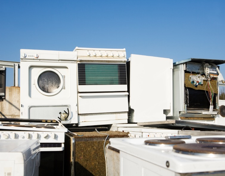 Junk Appliance Hauling and Disposal