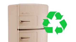 Appliance removal & Recycling