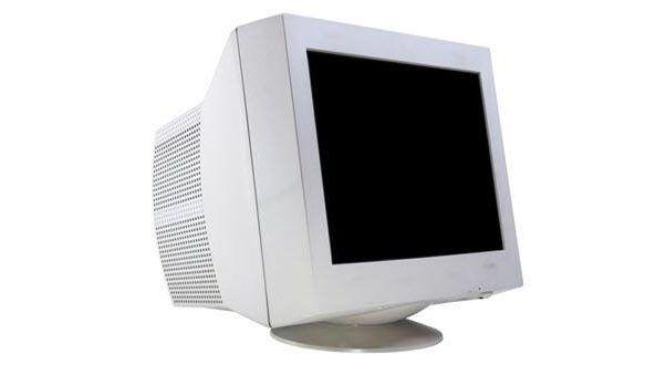 CRT (Cathode Ray Tube) Monitors