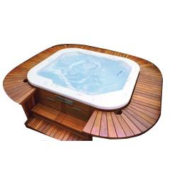 Custom-Built Hot Tubs