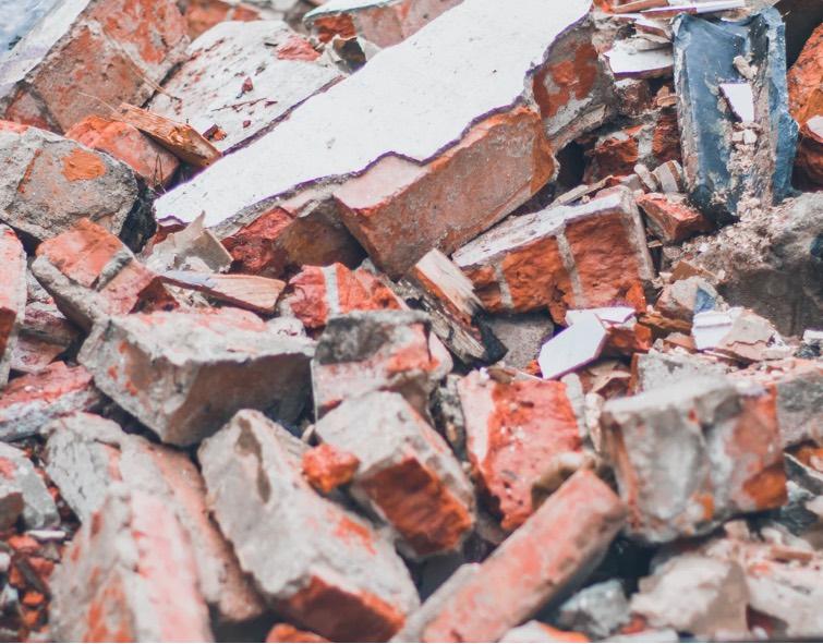 Professional service for construction debris removal