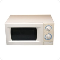 microwave oven disposal