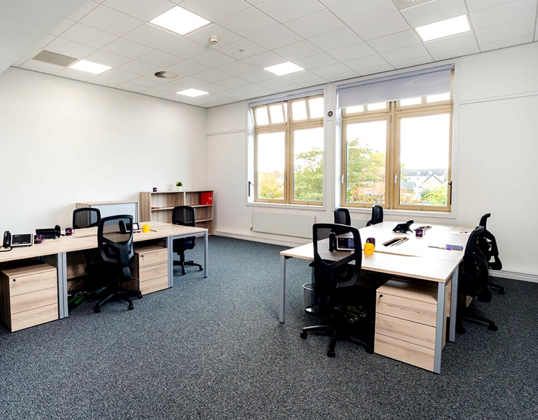 Reliable office cleanout services
