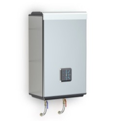Tankless System for Water Heating