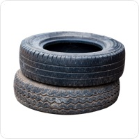 used tire disposal service