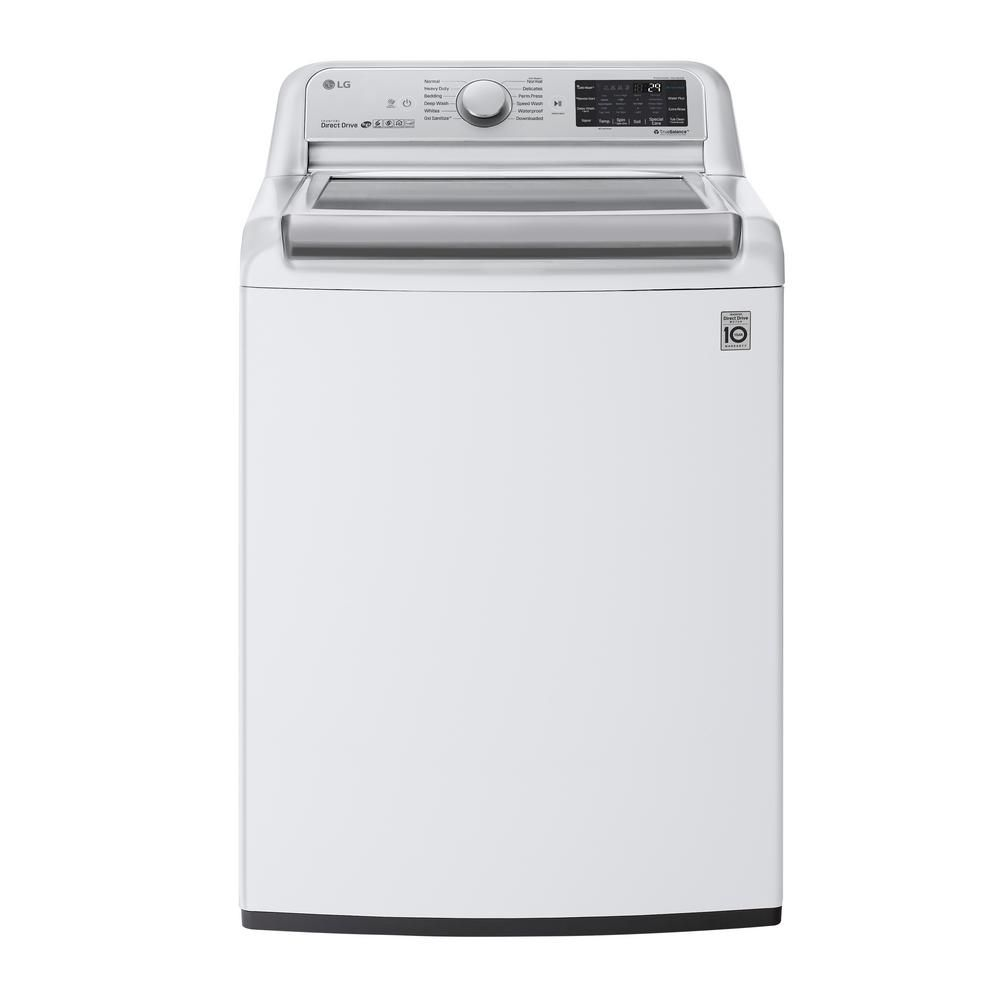 Top-loading Washer